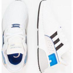 Adidas Originals EQT CUSHION ADV Tenisówki i Trampki footwear white/core black/core royal. Białe tenisówki męskie adidas Originals, z materiału. W wyprzedaży za 384,30 zł.