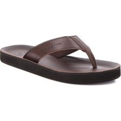 Chodaki męskie: Japonki MARC O'POLO - 803 23691002 102 Brown 765