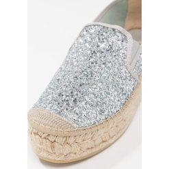 Tomsy damskie: Vidorreta Espadryle glitter/plata