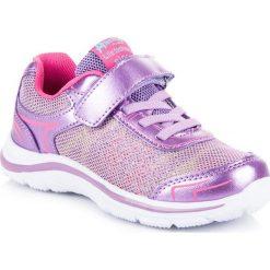 Buty dziecięce: Fioletowe trampki american HAZEL