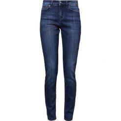 DRYKORN PULL Jeansy Slim fit blue denim clean. Niebieskie rurki damskie DRYKORN. W wyprzedaży za 494,10 zł.