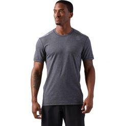 KOSZULA REEBOK RC BURNOUT TEE. Brązowe koszule męskie marki QUECHUA, m, z elastanu, z krótkim rękawem. Za 129,99 zł.