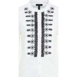 Koszule wiązane damskie: J.CREW GALI SOLID POPLIN Koszula white