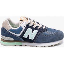 Buty sportowe dziewczęce: New Balance – Buty GC574SL