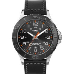 Zegarek Timex Męski TWG876990 Sport Indiglo Data czarny. Czarne zegarki męskie Timex. Za 298,70 zł.