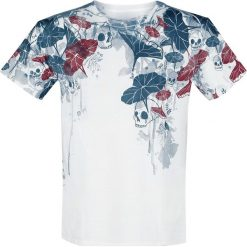 T-shirty męskie z nadrukiem: Outer Vision Dead Pond T-Shirt biały