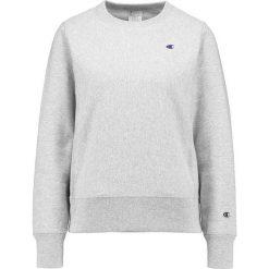 Champion Reverse Weave CREWNECK Bluza mottled grey. Szare bluzy damskie Champion Reverse Weave, m, z bawełny. Za 379,00 zł.