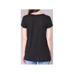 T-shirty z krótkim rękawem G-Star Raw  ROVI KNOTTED. Czerwone t-shirty damskie marki G-Star RAW, l, z bawełny. Za 119,20 zł.