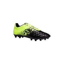 Buty do piłki nożnej Agility 500 FG korki. Czarne buty skate męskie KIPSTA. Za 99,99 zł.