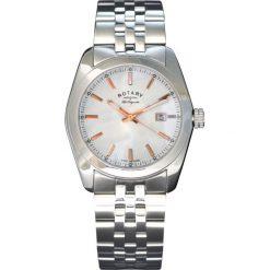 ZEGAREK ROTARY Lausanne GB90110/06. Szare zegarki męskie marki ROTARY, ze stali. Za 1390,00 zł.