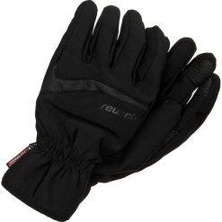 Rękawiczki męskie: Reusch RUSSEL STORMBLOXX Rękawiczki pięciopalcowe black