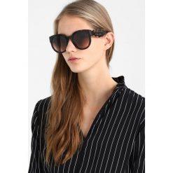 Burberry Okulary przeciwsłoneczne brown. Czarne okulary przeciwsłoneczne damskie lenonki marki Burberry. Za 899,00 zł.