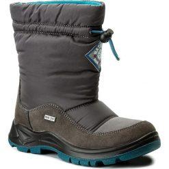Buty zimowe chłopięce: Śniegowce NATURINO – Varna 0013001227.01.9104 Antracite F. Do Nero D