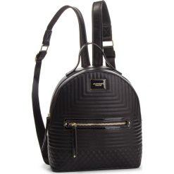 Plecak MONNARI - BAG8740-020 Black. Czarne plecaki damskie Monnari, ze skóry ekologicznej. W wyprzedaży za 199,00 zł.