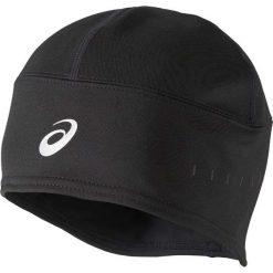 Asics Czapka przejściowa męska Windstopper Beanie Cap czarna (130354-0904). Czarne czapki z daszkiem męskie Asics. Za 99,10 zł.