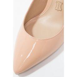 Buty ślubne damskie: Buffalo Czółenka blush