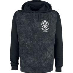 Black Premium by EMP Bodies Bluza z kapturem czarny. Czarne bluzy męskie rozpinane Black Premium by EMP, m, z nadrukiem, z kapturem. Za 184,90 zł.