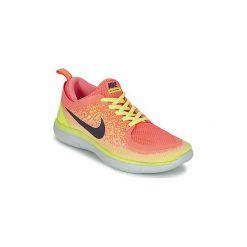 Buty do biegania Nike  FREE RUN DISTANCE 2. Brązowe buty do biegania damskie marki Nike, nike free run. Za 455,20 zł.