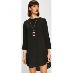 Trendyol - Sukienka. Sukienki małe czarne marki Mohito, l, proste. Za 119,90 zł.