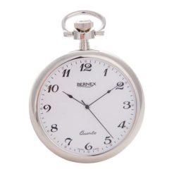 """Zegarki męskie: Zegarek kieszonkowy """"GB21202"""" w kolorze srebrnym"""