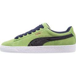 Puma SUEDE CLASSIC BBOY FABULOUS Tenisówki i Trampki forest green/peacoat. Zielone trampki męskie Puma, z materiału. W wyprzedaży za 189,50 zł.