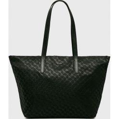 Joop! - Torebka. Czarne shopper bag damskie JOOP!, z materiału, do ręki, duże. W wyprzedaży za 539,90 zł.