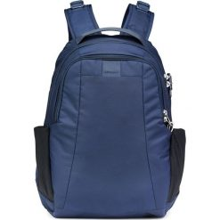 Plecaki damskie: Pacsafe Plecak unisex Metrosafe LS350 backpack granatowy (PME30430638)