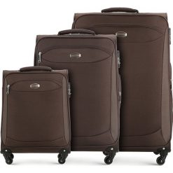 Walizki: V25-10-44S-40 Zestaw walizek