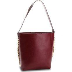 Torebka JENNY FAIRY - RC15248 Burgundy. Czerwone torebki klasyczne damskie Jenny Fairy, ze skóry ekologicznej. W wyprzedaży za 79,99 zł.