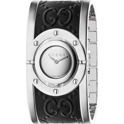 ZEGAREK GUCCI TWIRL YA112441. Szare zegarki damskie marki GUCCI, ze stali. Za 4190,00 zł.