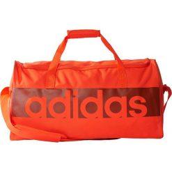 Torby podróżne: Adidas Torba Linear Performance Teambag Medium czerwona (S99961)