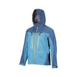 Kurtki trekkingowe męskie: BERG OUTDOOR Kurtka ELEVATION JACKET niebieska r. XXL (P-10-HK4111108SS14-219-XXL)