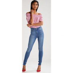 Un Jean ZOE Jeans Skinny Fit blue haze. Niebieskie jeansy damskie Un Jean. W wyprzedaży za 186,45 zł.
