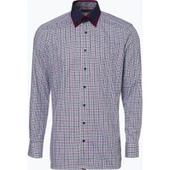 Finshley & Harding - Koszula męska, niebieski. Czarne koszule męskie marki Finshley & Harding, w kratkę. Za 149,95 zł.