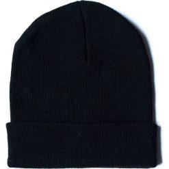 Czapka męska czarna. Czarne czapki zimowe męskie marki BIG STAR, z gumy. Za 16,64 zł.