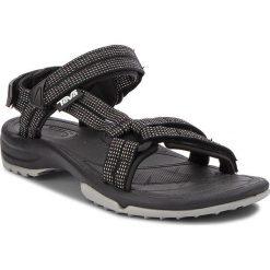 Sandały TEVA - Fi Lite 1001474 City Light Black/Pastel. Czarne sandały damskie Teva, z materiału. W wyprzedaży za 259,00 zł.
