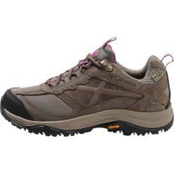 Columbia TERREBONNE OUTDRY Obuwie hikingowe pebble/intense violet. Białe buty sportowe damskie marki Nike Performance, z materiału, na golfa. W wyprzedaży za 408,85 zł.