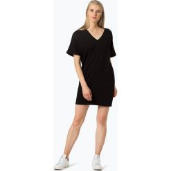 G-Star - Sukienka damska – Joosa, czarny. Czarne sukienki hiszpanki G-Star, m, retro, z kontrastowym kołnierzykiem, sportowe. Za 309,95 zł.