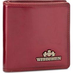 Mały Portfel Damski WITTCHEN - 25-1-065-3 Czerwony. Czerwone portfele damskie Wittchen, z lakierowanej skóry. Za 249,00 zł.