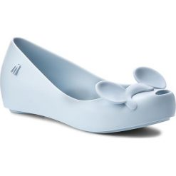 Baleriny MELISSA - Ultragirl + Minnie II Inf 31929 Frosted Blue 01484. Niebieskie meliski damskie marki Casu. W wyprzedaży za 179,00 zł.