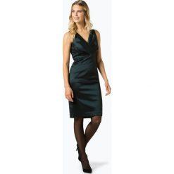 Apart - Sukienka damska, zielony. Zielone sukienki z falbanami Apart. Za 449,95 zł.
