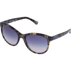 Okulary przeciwsłoneczne damskie: Emporio Armani Okulary przeciwsłoneczne blue/dark blue