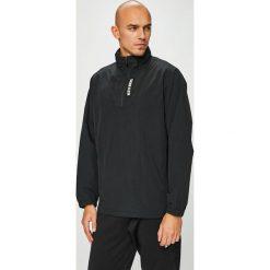 Calvin Klein Performance - Kurtka. Czarne kurtki męskie bomber Calvin Klein Performance, l, z materiału, z kapturem. Za 549,90 zł.