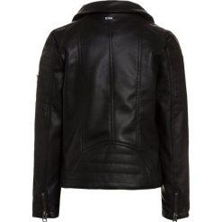 Retour Jeans ISABEAU Kurtka ze skóry ekologicznej black. Czarne kurtki chłopięce marki bonprix. Za 379,00 zł.
