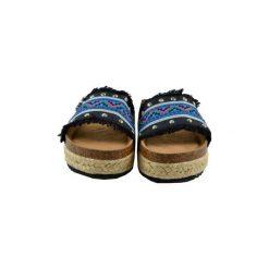 Sandały Coolway  SANDALIA. Czarne sandały damskie Coolway. Za 123,12 zł.