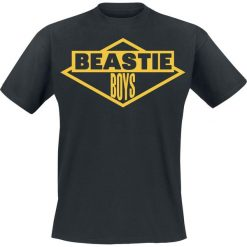 T-shirty męskie: Beastie Boys Logo T-Shirt czarny
