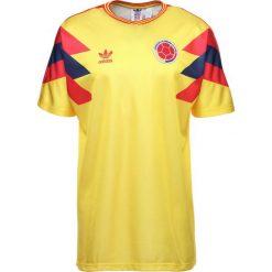 Adidas Originals COLOMBIA Tshirt z nadrukiem puryel. Szare t-shirty męskie z nadrukiem marki adidas Originals, l, z bawełny, z kapturem. Za 379,00 zł.