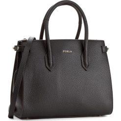 Torebka FURLA - Pin 904133 B BLS1 VTO Onyx. Czarne torebki klasyczne damskie Furla, ze skóry. Za 1129,00 zł.