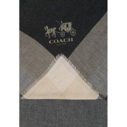 Chusty damskie: Coach ROUND  Chusta black