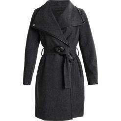 Płaszcze damskie pastelowe: Vero Moda KATIE Płaszcz wełniany /Płaszcz klasyczny medium grey melange